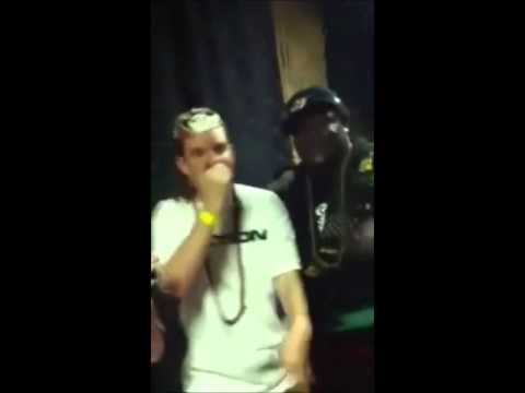 Scratch Cat & Killah Priest Beatbox