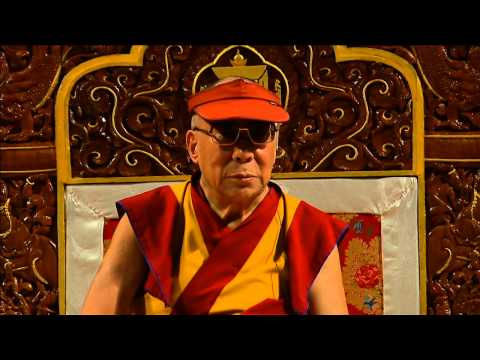 Day 2 - Kalachakra Preliminary Teachings