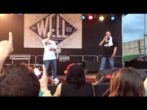 Paul Marz - Duplicate & Pirate live @ the Well (Slaughterhouse show)