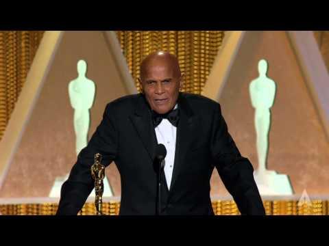 Harry Belafonte's Powerful Speech!