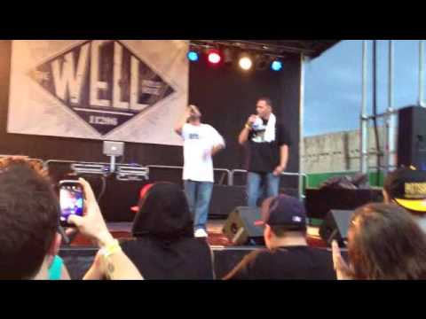 Paul Marz &  Bobby Barss- Judgement Day live @ the Well (Slaughterhouse Show)