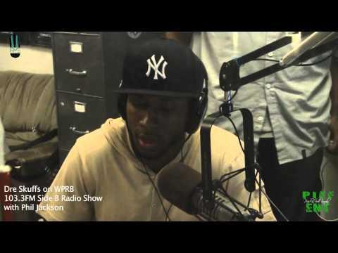 Dre Skuffs on WPRB 103.3FM - Side B Radio w/ Phil Jackson