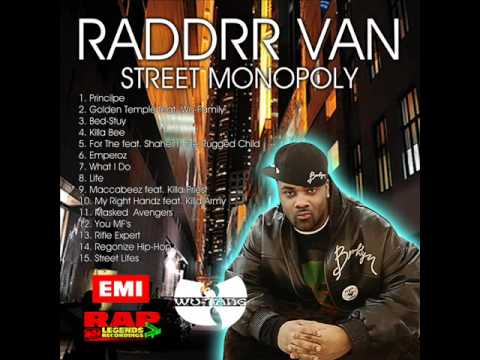 Raaddrr Van - Maccabeez (feat. Killah Priest)