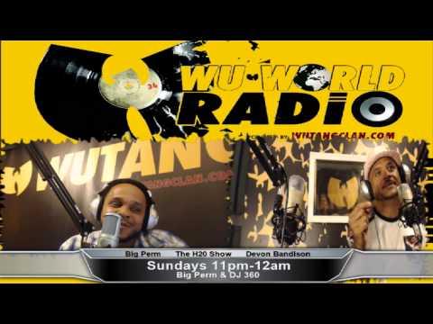 The H2O Show on Wu-World Radio - Featuring Devon Bandison