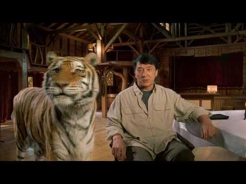 [高清HD] 野生救援(WildAid) 公益廣告 - 成龍 : 虎年