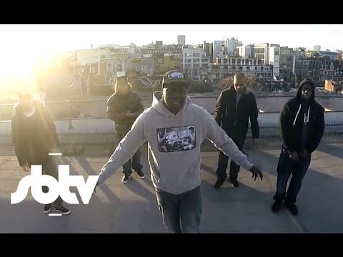 N2P ft Joe Black, Malik MD7 & Shade 1 | They Dont Know [Music Video]: SBTV