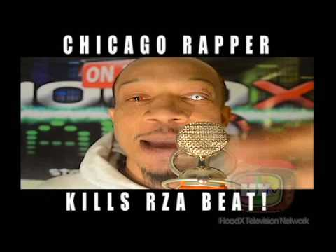 Chicago Rapper Kills RZA Beat