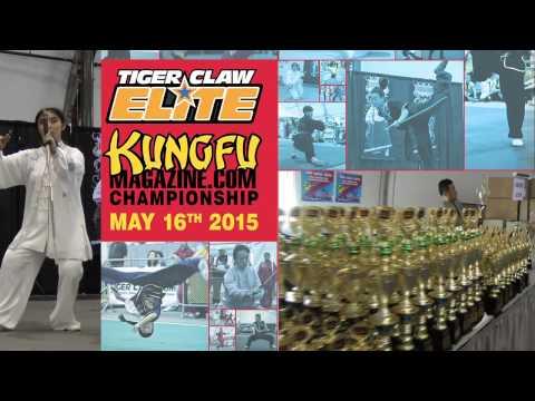 2015 Tiger Claw Elite KungFuMagazine.com Championship