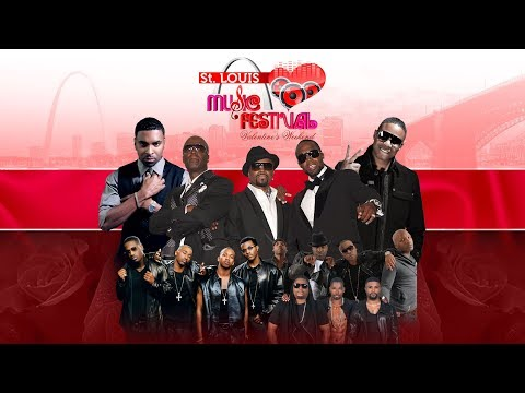 St Louis Music Fest 2018 @ Chaifetz Arena