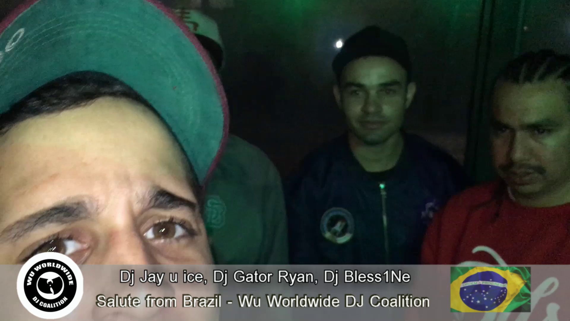 Wu-Worldwide DJ Coalition