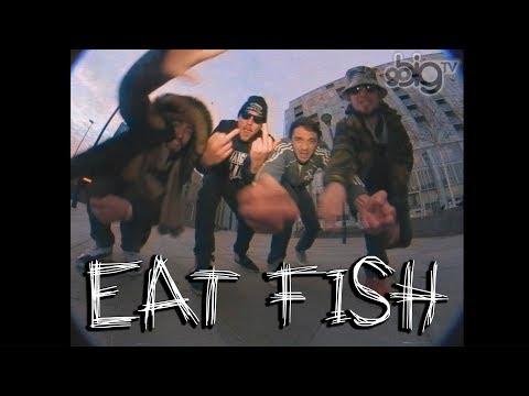 Dusty Stragglers ft Dali - Eat Fish [Music Video] GoBigTV