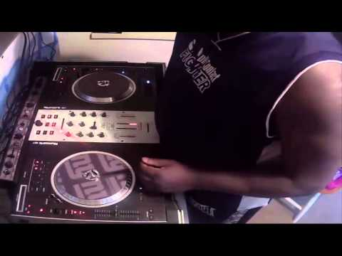 DJ ICEMANS SHORT BLEND SET