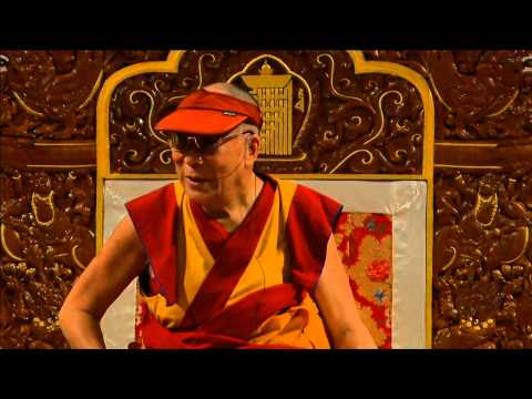 Day 3 - Kalachakra Preliminary Teachings