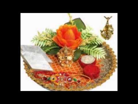 Send Exceptional Rakhi Puja Thali