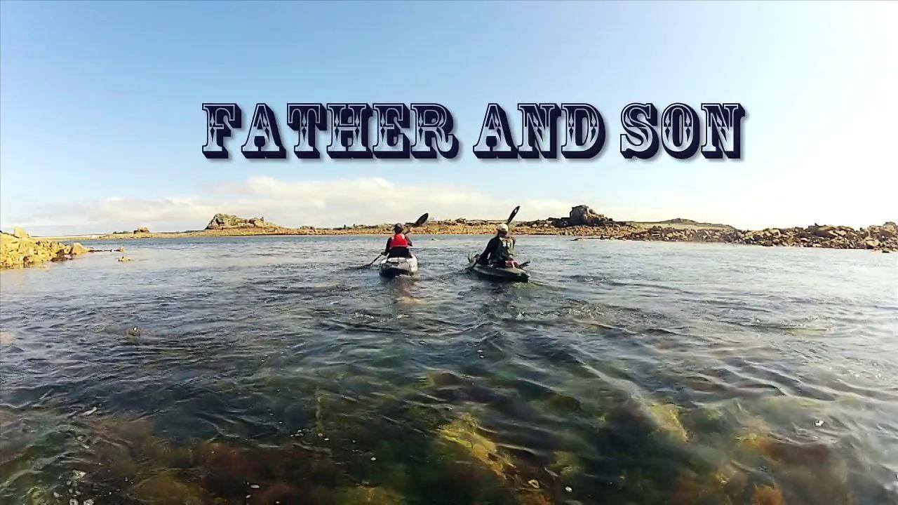 Video de pesca a Spinning desde KayaK