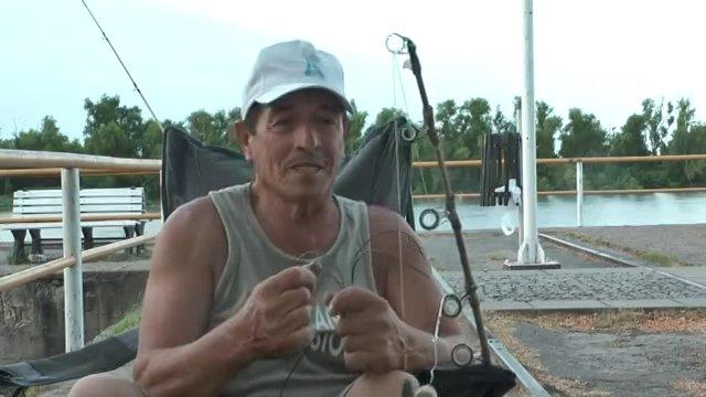 Andres Stangalini: Secretos para un buen pescador