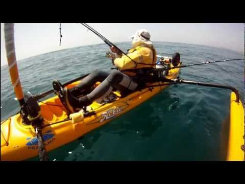 SAMA JIGGING KAYAK