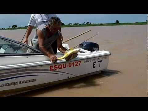 Andrés Stangalini - Pesca en Argentina