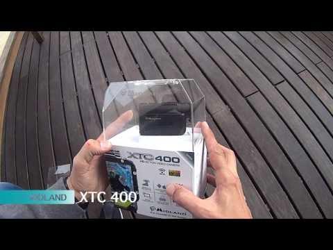 UNBOXING MIDLAND XTC 400 EN ESPAÑOL