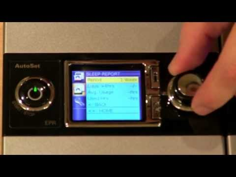 ResMed S9 CPAP Instructions