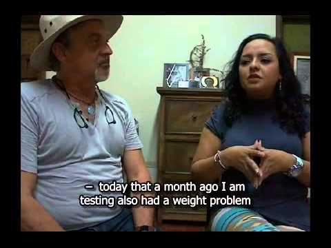 Testimonio de Asma, quiste ovario y perdida de peso (English subtitles) - MMS Testimonials