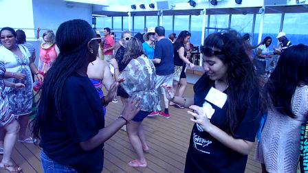 Bimini DestinySierra Dance