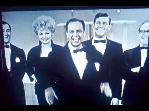 Don Knotts clip from Opening Night 1963