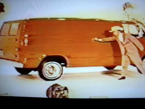 Don Knotts 1971 Dodge Van Ad