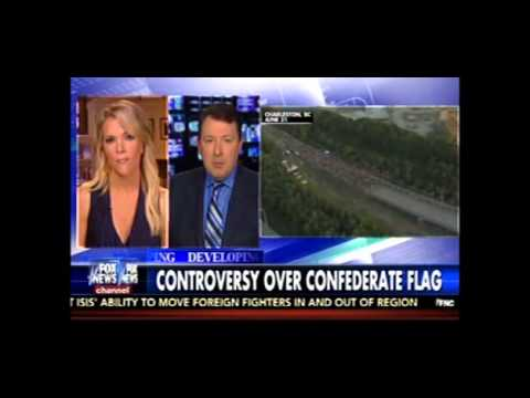 Fox Uses Confederate Flag Controversy To Accuse Liberals Of Hating The South