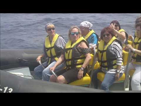 2017-07-09 LA ZODIAC LOCA  en las islas Medas