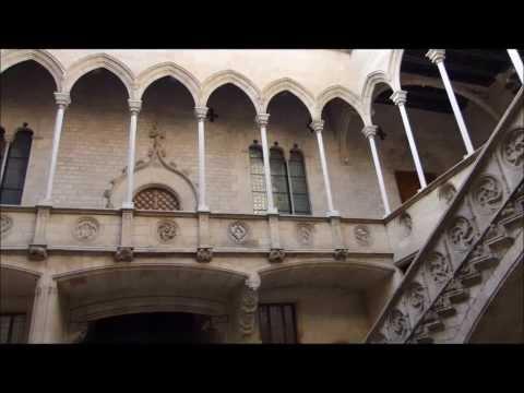Visita Palau de la Generalitat