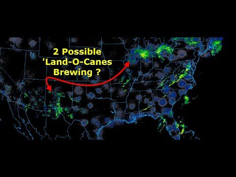 WW Update: More Flooding, More Coming; Jet Stream Madness; It's The Consequence Of Believing Lies