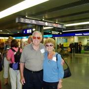 Jean and Fred Agneta