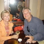 Carole and Matt Haley