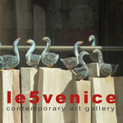 le5venice contemporary art galle