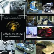 GOLDGLOBE ART & DESIGN