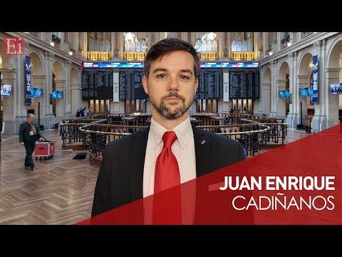 Video Analisis con Juan Enrique Cadiñanos: IBEX35, Iberdrola, Repsol, Colonial, Telefónica, Oro, EU…