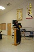 Apostle/Prophet Leonard Norman