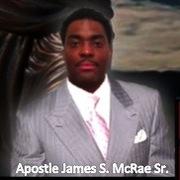 Apostle James S. McRae