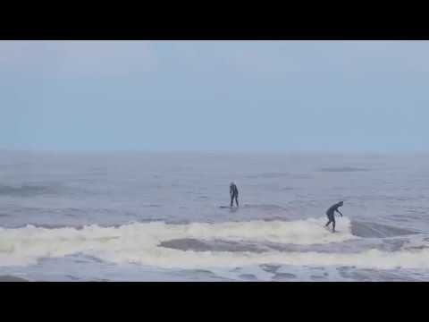 Stand Up Paddle surfing @ Wijk aan Zee 280419