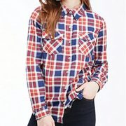 Cat World Red Checked Flannel Shirts Manufacturer
