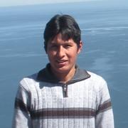 Hernán Juan Siñani Quispe