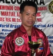 Master Romy Aguilar