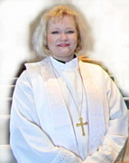 Chaplain Janet Marston-McGregor