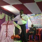 Rev.Ajay David