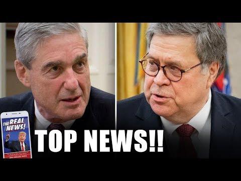 BOOMM!! AG Barr TAPS US Attorney John Durham To INVESTIGATE RUSSIAN INVESTIGATION ORIGINS