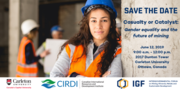 Casualty or Catalyst: Gender Equality and the Future of Mining