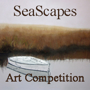 """Call for Art - Theme """"SeaScapes"""" Online Art Competition"""
