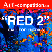 "Call for Entries ""RED 2""."