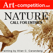 """Call For Entries, """"Nature"""" $8,125 in Cash & Art Marketing Prizes"""
